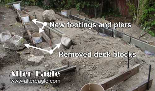 We Put Time And Effort Into Building A Deck